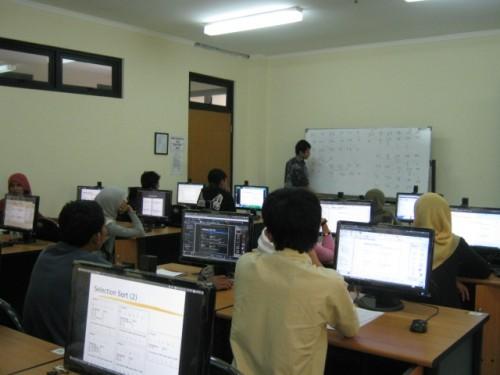 PLT Sukses Menyelenggarakan Pelatihan Statistik