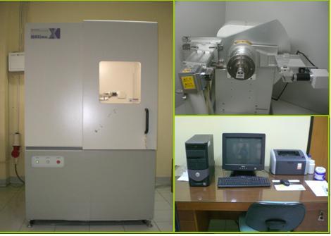 Mau Uji X-Ray Diffractometer di Lab Fisika?