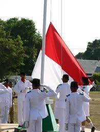 Seputar info: Upacara Bendera Merah Putih