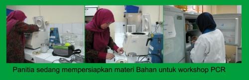 PLT Laboratorium Bidang Biologi; Sukses Melaksanakan Pelatihan Basic (POLYMERASE CHAIN REACTION) PCR