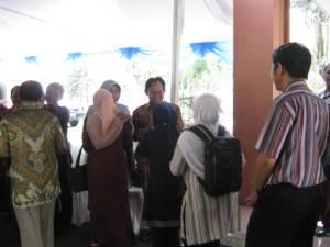 UIN Jakarta: Halal Bihalal bersama Menteri Kehutanan RI