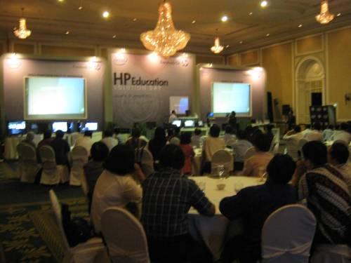 PLT: Undangan HP Education di Hotel Peninsula Jakarta