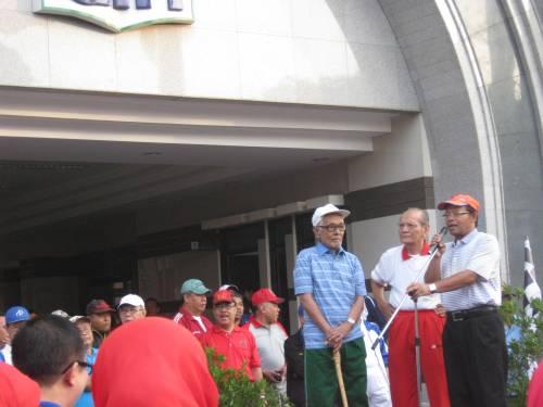 Peringati Milad ke-55, UIN Jakarta Gelar Jalan Santai