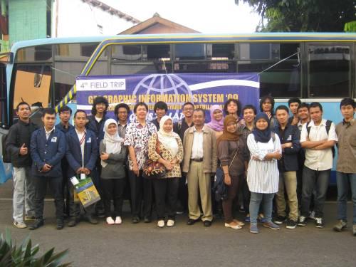 Field Trip Mahasiswa Prodi SI-FST ke LAPAN