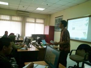 Pelatihan Sertifikasi Mahasiswa Saintek oleh Tim FORESEC