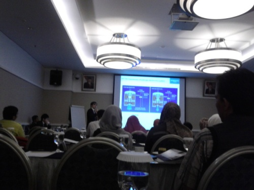 Produk Seminar & Worshop Hight and Technology for optial and Electronoe Microscope The Bridge di Hotel Aston Rasuna Kuningan, 26 Feb 2013