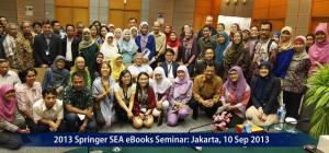 Springer SEA eBooks Seminar