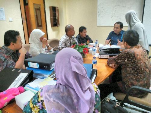 Selamat Datang Tim Audit Internal ISO dari Sucofindo