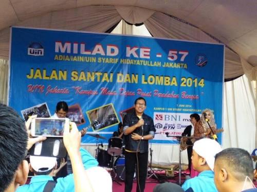 Milad UIN Jakarta ke-57
