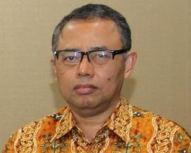 Prof. Dr. Dede Rosyada, MA yang telah terpilih sebagai Rektor baru UIN Jakarta
