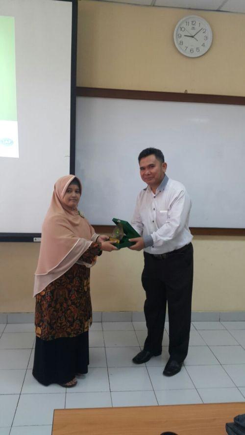 Pembekalan Penugasan Tambahan Calon Kepala Laboratorium Madrasah Tsanawiyah dan Aliyah Se-Indonesia