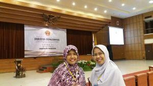 PLP PLT Mengikuti Konferensi dan Seminar Nasional Jabatan Fungsional