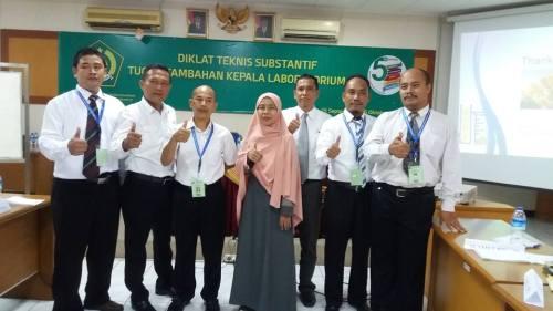 PLP-PLT Menjadi Narasumber Guru-guru madrasah